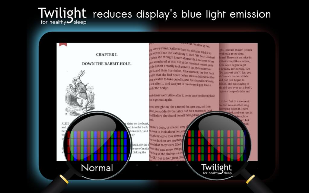 Obrázek: Brýle pro práci s počítačem nepotřebujete - bezplatná aplikace funguje skvěle