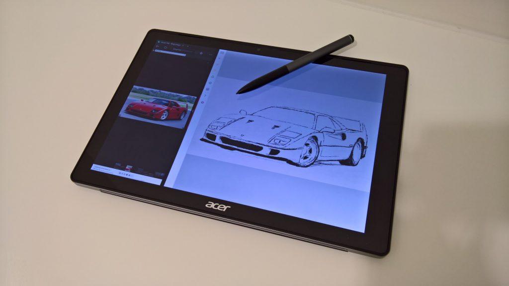 Obrázek: Acer Switch Alpha 12 – nahradí notebook, tablet a možná i počítač