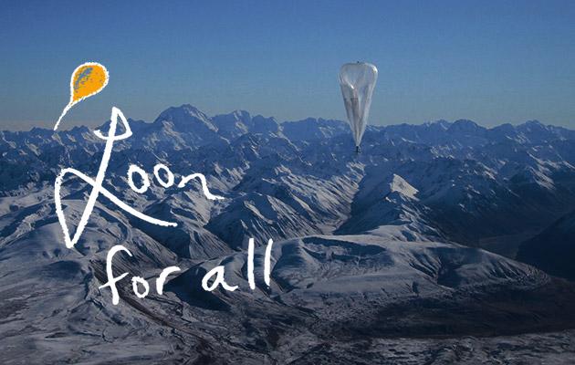 Obrázek: Obrovský pokrok v Project Loon: Google už umí dostat balóny s internetem přesně kam potřebuje