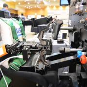 Obrázek: Robot zvládne řídit letadlo od vzletu po přistání, stačí jej posadit na místo pilota