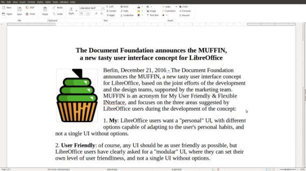 Obrázek: Nejlepší bezplatná alternativa k MS Office? LibreOffice i Dokumety Google