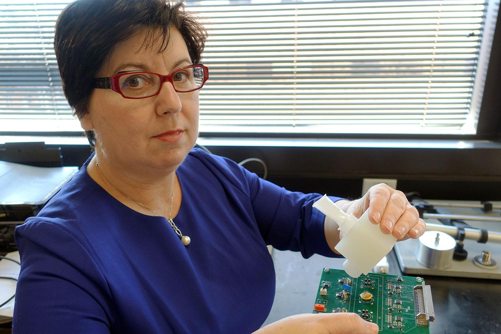 Obrázek: Medicína budoucnosti: Dechový test pozná, zda máte chřipku