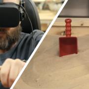 Obrázek: Audi Sandbox vás vrátí do dětských let - díky Kinectu, VR a pískovišti můžete řídit na vlastní trati