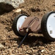 Obrázek: Podivný malý robot NASA přemýšlí a skládá se jako origami, bude hledat stopy života