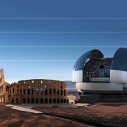 Obrázek: Evropa staví nejlepší a největší teleskop na světě, uvidí i vozítko na Měsíci