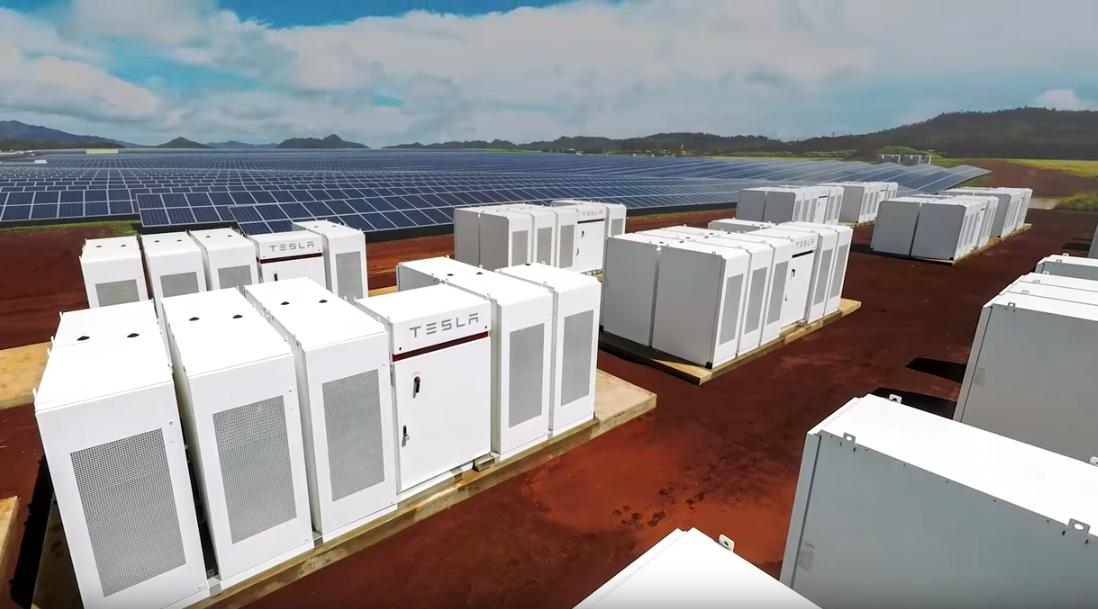 Obrázek: Nová solární farma napájí havajský ostrov elektřinou i v noci