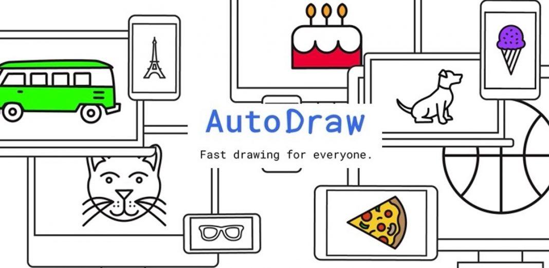Obrázek: Umělá inteligence od Google pochopí každou čmáranici a naučí vás kreslit