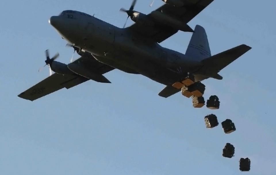 Obrázek: Dron na jedno použití? Levné kluzáky ze dřeva budou zásobovat vojáky na nepřátelském území