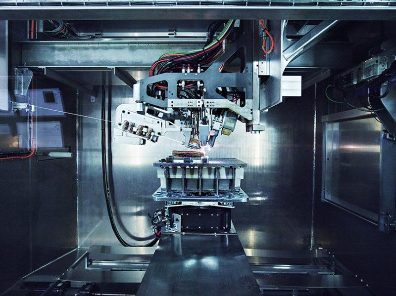 Obrázek: 3D tisk titanu zlevní výrobu nových Boeingů 787 Dreamliner