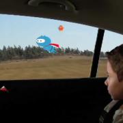 Obrázek: Chytrá autoskla budoucnosti poznají předměty v okolí a reagují na dotyk