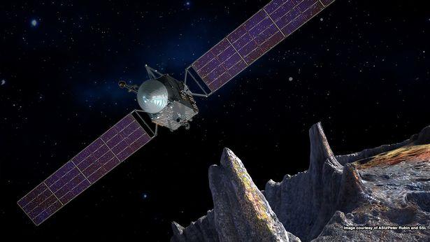 Obrázek: Čína bude chytat asteroidy a přesouvat je k Měsíci, těžba na Zemi jí už nestačí