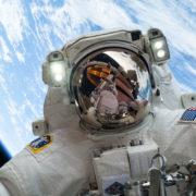 Obrázek: Jaké je to být nováčkem mezi astronauty NASA? Bazén vás nemine
