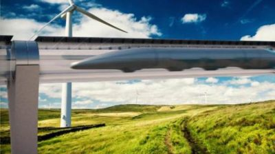 Obrázek: Extrémně rychlé cestování budoucnosti míří do Evropy: Kde bude první Hyperloop?