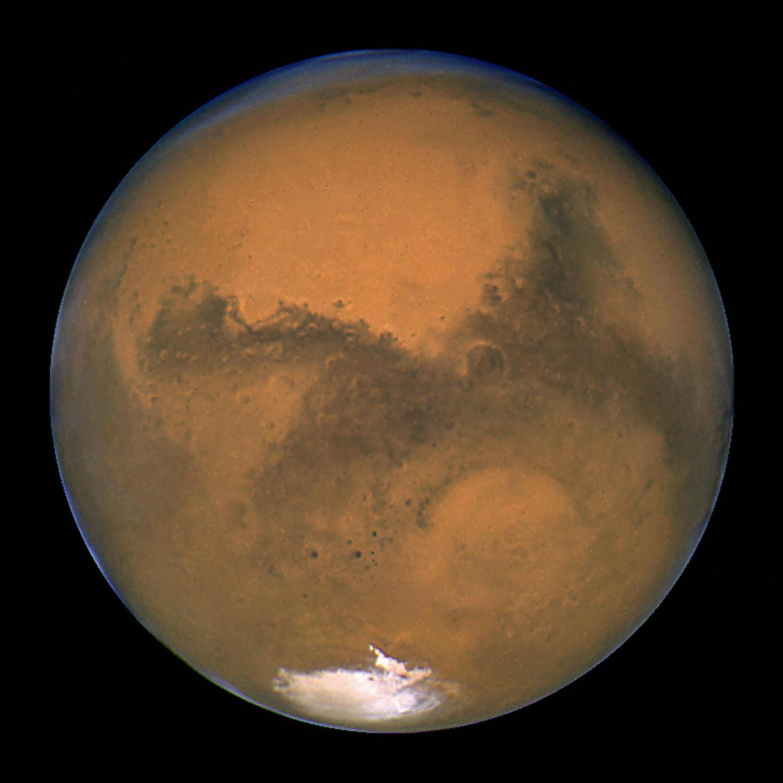 Obrázek: NASA přiznává: Cestu na Mars v roce 2030 pravděpodobně nezvládneme