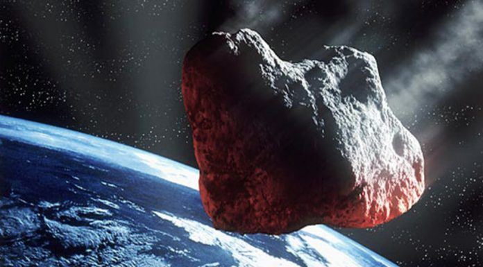 "Obrázek: NASA otestuje obranu proti asteroidům, bude s nimi hrát ""šipky"""