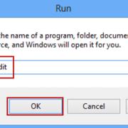 Obrázek: Jak otevřít editor registrů ve Windows 8 a 10? Upravte si záznamy v registrech sami