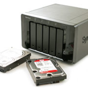 Obrázek: Tvoříme vlastní cloud: Jak správně vybrat disky pro domácí síťová úložiště?
