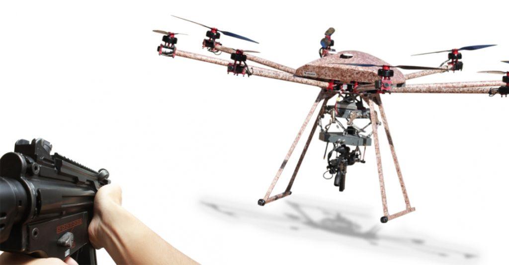 Obrázek: Izrael má drony, které umí střílet granáty ze vzduchu