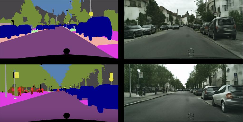 Obrázek: Umělá inteligence vytvořila fotografie ulic reálného světa, vypadají jako ze sna