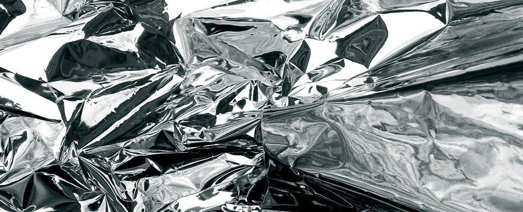 Obrázek: Vědci objevili nový druh hliníku: Je extrémně pevný a natolik lehký, že plave