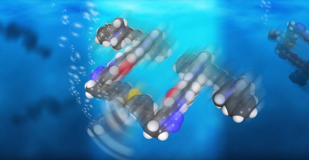 Obrázek: Nanoroboti dokáží provrtat buňky, vědci s nimi chtějí léčit rakovinu