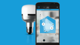 Obrázek: Chytrá žárovka se sama učí! Zároveň je nenápadným bezpečnostním systémem