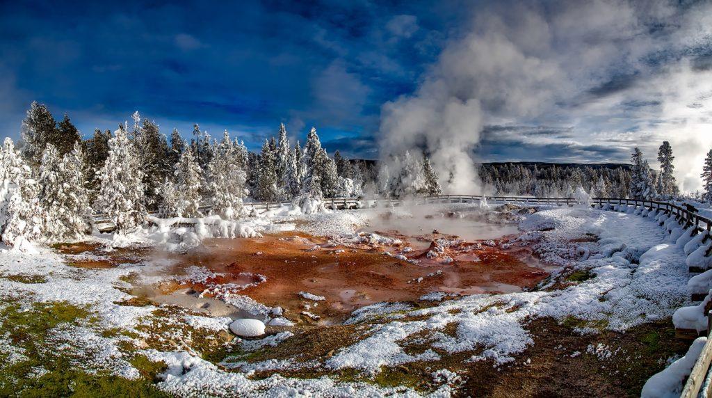 Obrázek: Výbuch supervulkánu zničí lidstvo pravděpodobněji než meteorit. NASA má plán, jak tomu zabránit