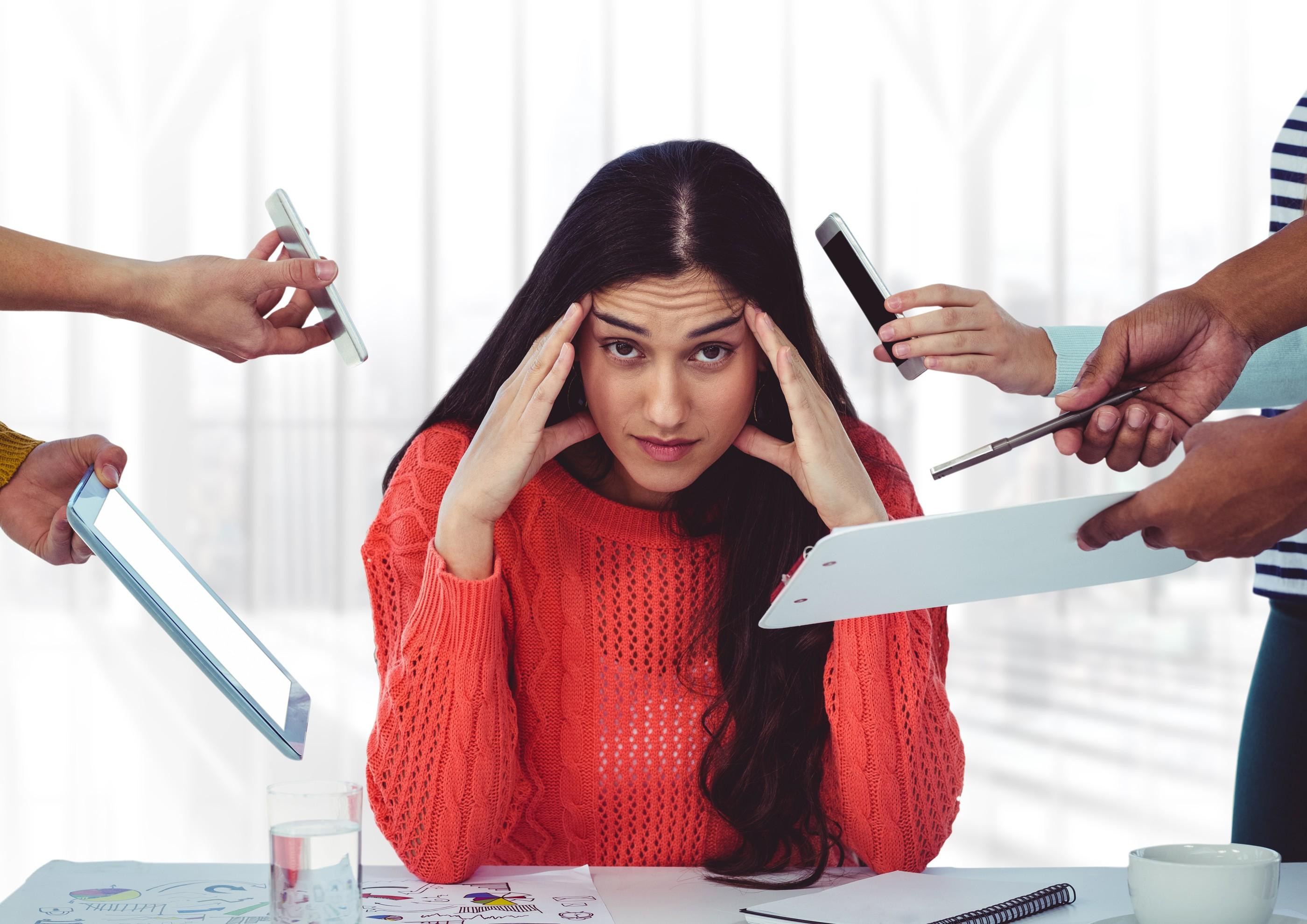 Obrázek: Jste nervózní, naštvaní či vystrašení? Telefony nám kazí náladu, potvrdila studie