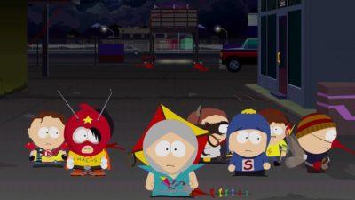 Obrázek: Nový South Park: Hra parodující superhrdiny je ideální, když se vám zrovna nechce přemýšlet