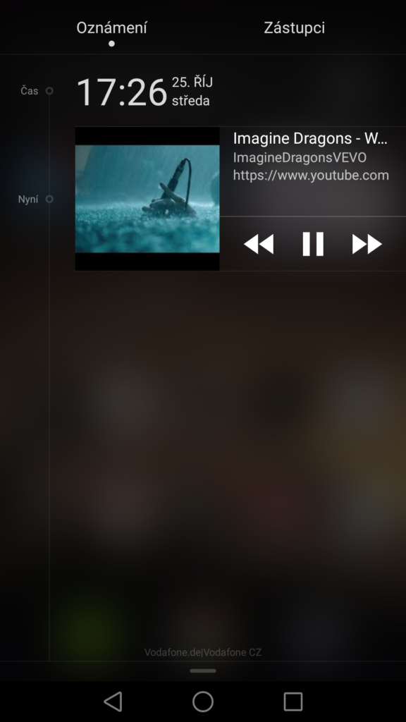 Obrázek: Jak poslouchat hudbu zYouTube zdarma i na telefonu svypnutým displejem?