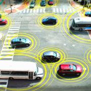 Obrázek: Automobily bez řidičů uvidí i za roh! Jak je to možné?