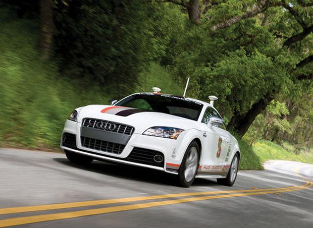 Obrázek: Konec nerudným taxikářům? nVidia posunuje možnosti autonomních vozů, budoucnost patří robotickým taxíkům