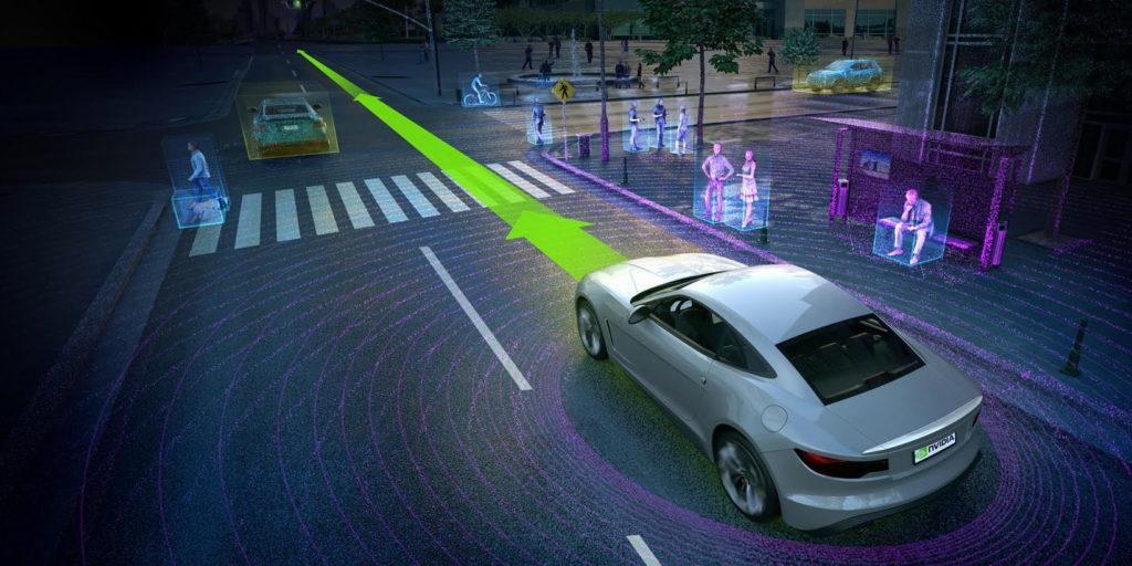 Obrázek: Rok 2020: Desetiletí samořiditelných automobilů?