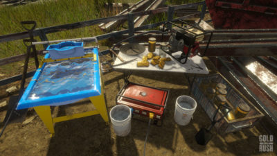 Obrázek: Recenze hry Gold Rush: The Game - Těžíme zlato na Aljašce