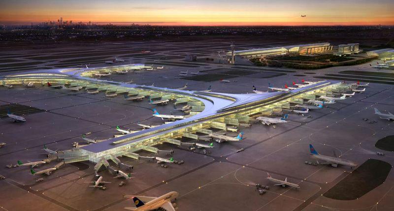 Obrázek: Jak bude vypadat letiště budoucnosti? Cestujeme bez front, bez pasu a kufr už se znovu nezatoulá