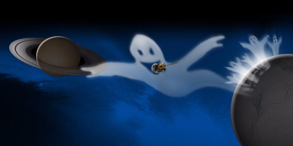 Obrázek: NASA slaví Halloween: Poslechněte si děsivé zvuky z hlubin vesmíru zachycené sondami