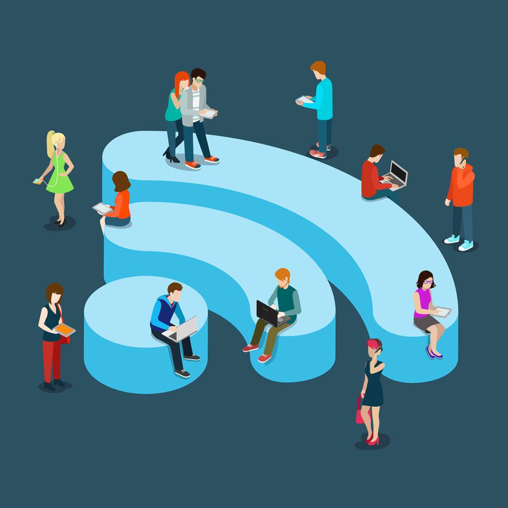Obrázek: WiFi už není bezpečná: Hrozba Krack ukázala novou zranitelnost WPA 2