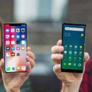 Obrázek: Bezrámečkové smartphony nemusí být drahé jako iPhone X: Výkonné modely seženete i pod 3 000 Kč