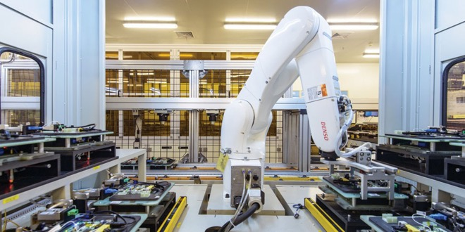 Obrázek: České firmy chtějí řešit problém s nedostatkem lidských pracovníků za pomoci robotů