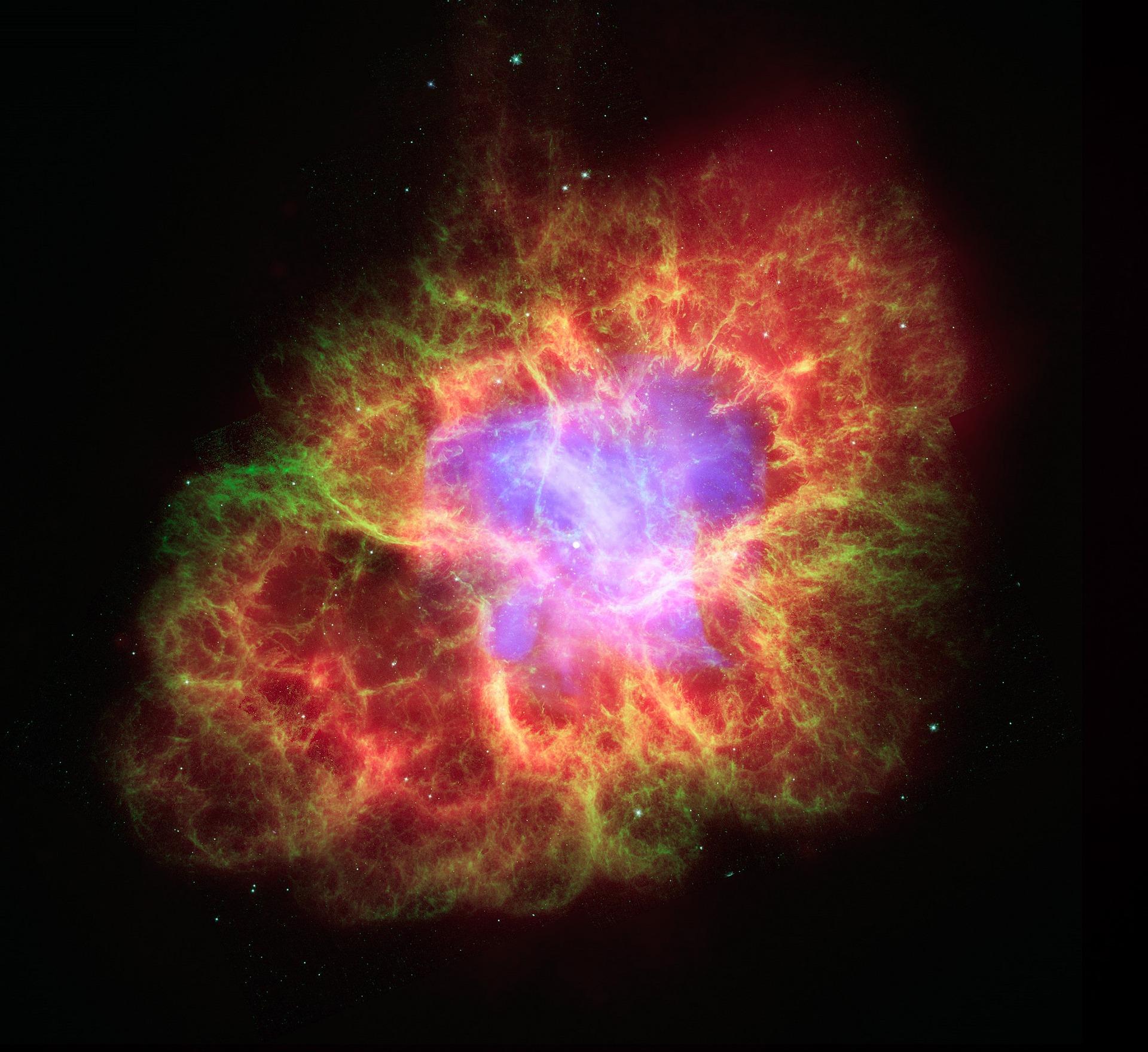 Obrázek: Zombie hvězda udivuje astronomy: Vzdálená supernova přežila svou smrt