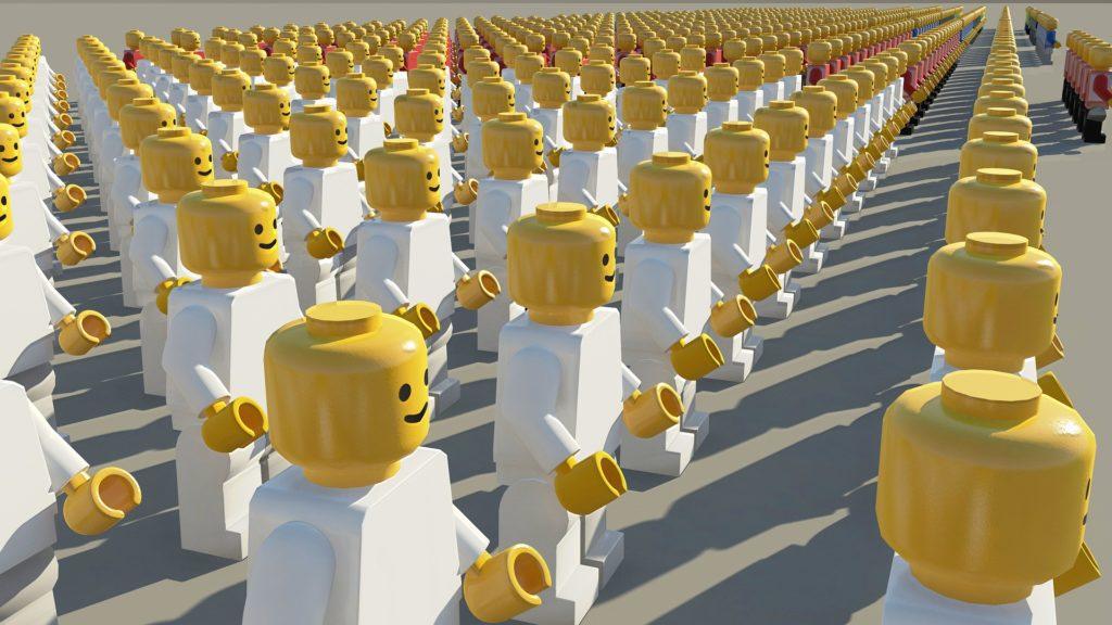 Obrázek: Manipulace prezidentských voleb v USA: sociální inženýrství vplné síle