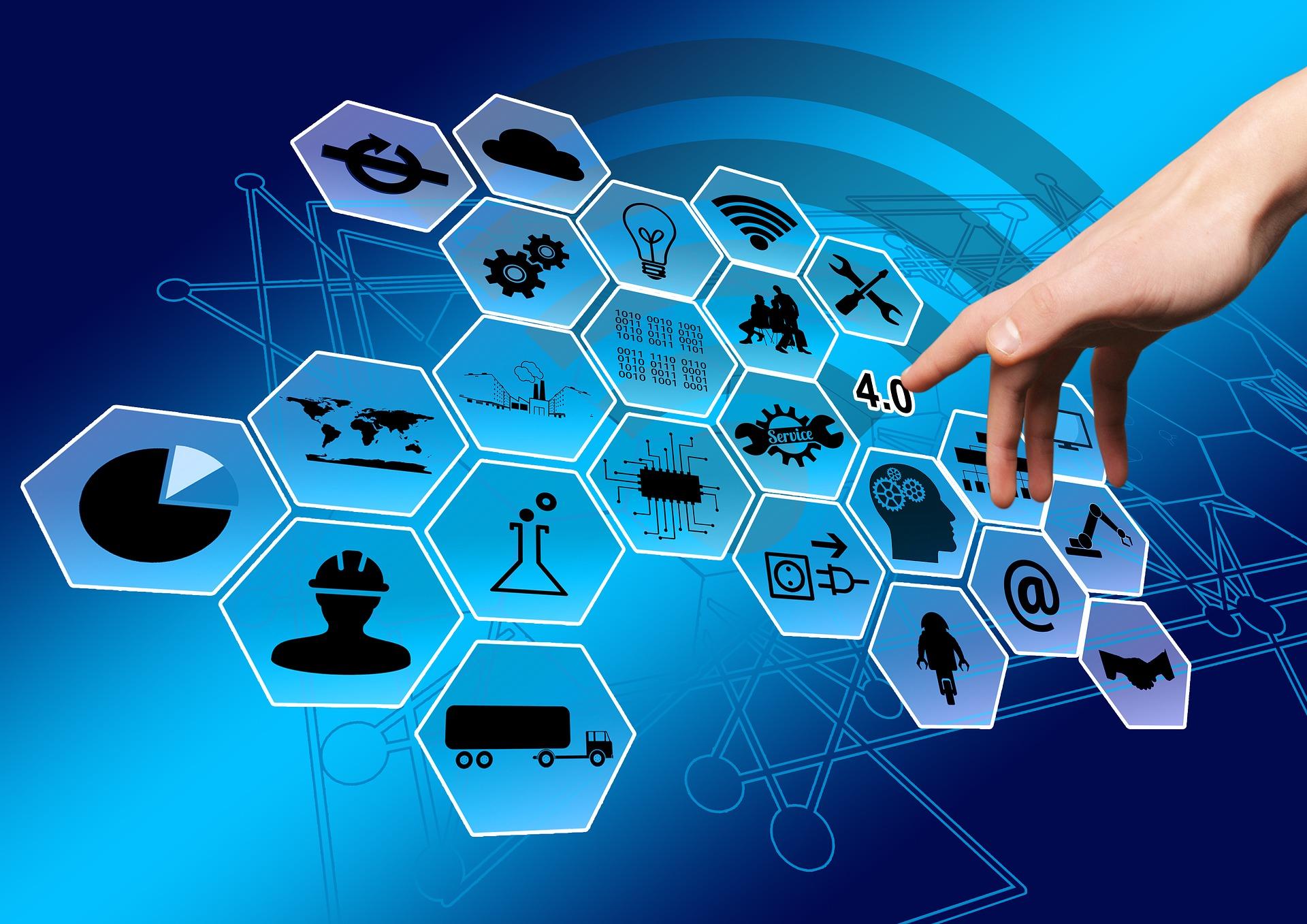 Obrázek: Buzzwordy navenek vládnou ICT, naštěstí však vyhrávají opravdové inovace