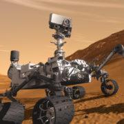 """Obrázek: Existoval na Marsu život? NASA vyšle do vesmíru vozítko """"Mars Rover 2020"""" ověšené kamerami"""