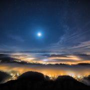 Obrázek: Lidstvo přichází o hvězdnou oblohu! Kvůli světelnému znečištění se mění chování lidí, zvířat i rostlin