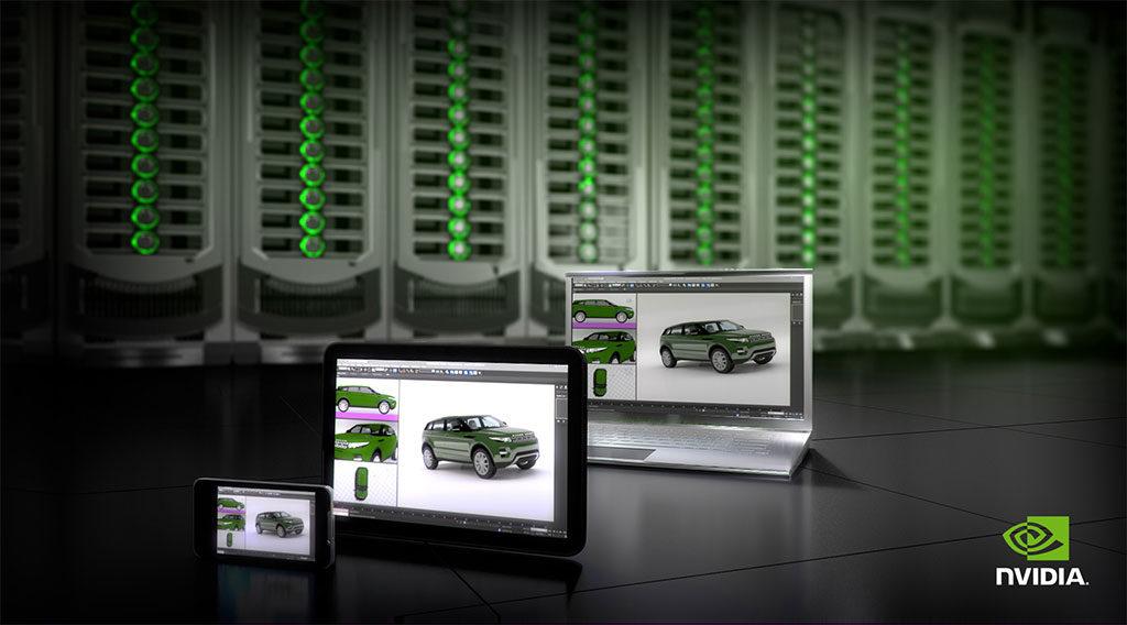 Obrázek: nVidii se daří, kromě grafických karet se angažuje i u datacenter