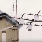 Obrázek: Hasiči mají novou pomoc: Dron dokáže hasit i v 85. patře a unese člověka