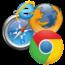 Obrázek: Používejte Firefox, je jediný bezpečný, radí německý BSI