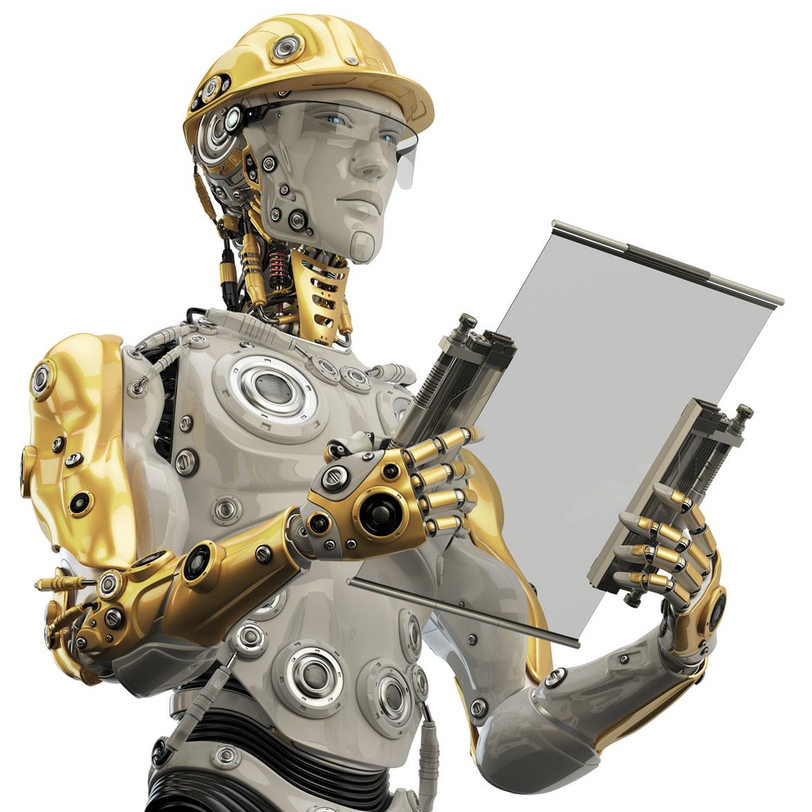 Obrázek: Přijdete o práci i vy? Stroje začínají nahrazovat lidi, umělá inteligence je poráží