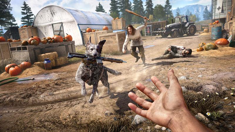 Obrázek: Hardwarové požadavky Far Cry 5: Na jakých počítačích si zahrajete pokračování legendární série?