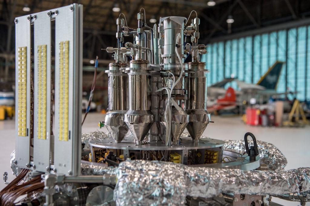 Obrázek: Bez energie to na Marsu nepůjde: Malé jaderné reaktory NASA pomohou při osídlování